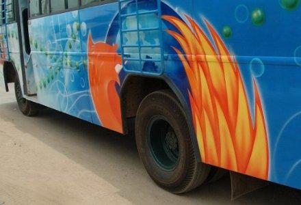 Autobus firefox