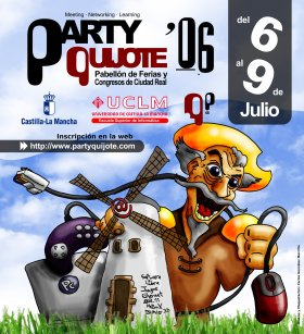 Party Quijote