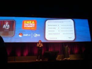 RedHat Emea Partner Summit Closing